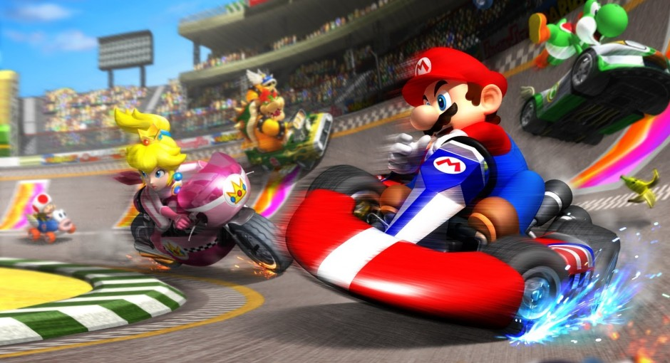 Mario Kart 8 review on TheGang.gr - featured image