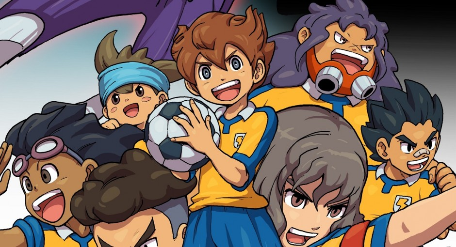 Inazuma Eleven GO Light review on TheGang.gr - featured image
