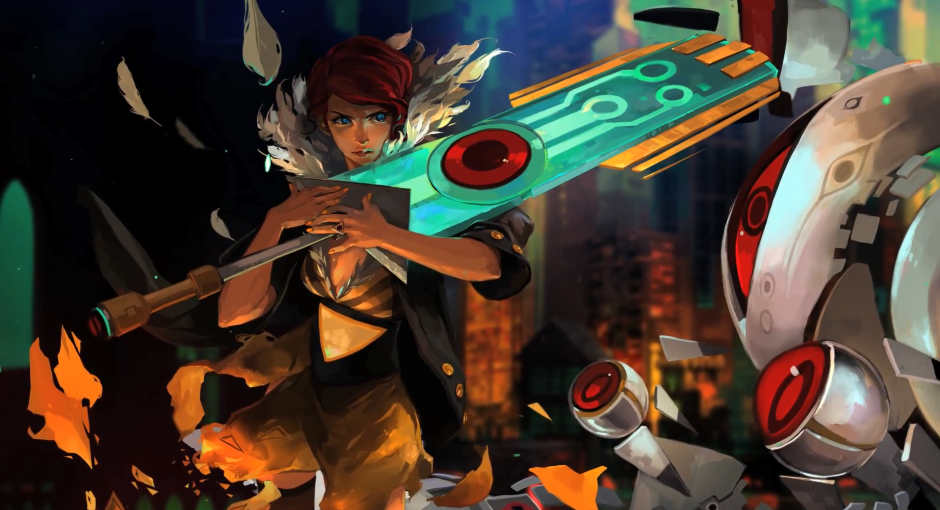 Transistor review on TheGang.gr - featured image