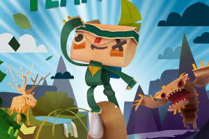 Tearaway hands-on preview on TheGang.gr - featured image