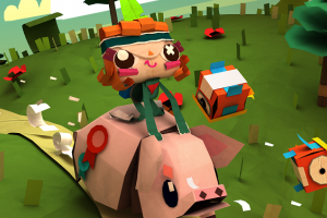Tearaway review on TheGang.gr - featured image