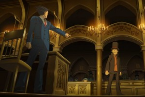 Professor Layton vs. Phoenix Wright: Ace Attorney review on TheGang.gr - featured image