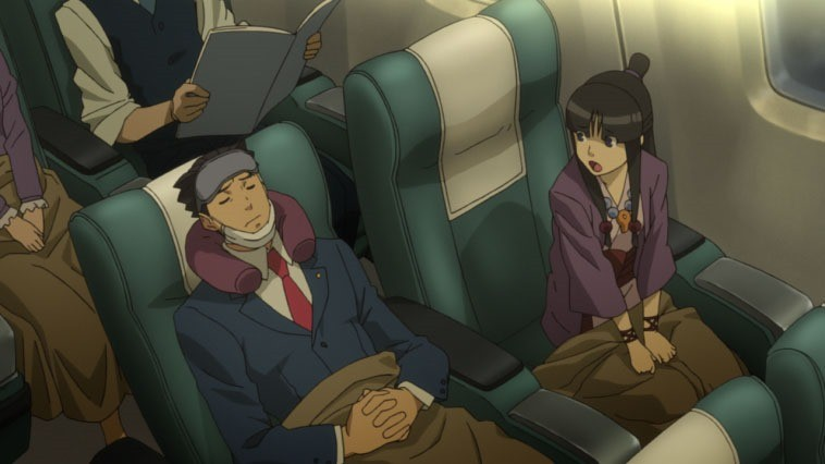 Professor Layton vs. Phoenix Wright: Ace Attorney review on TheGang.gr